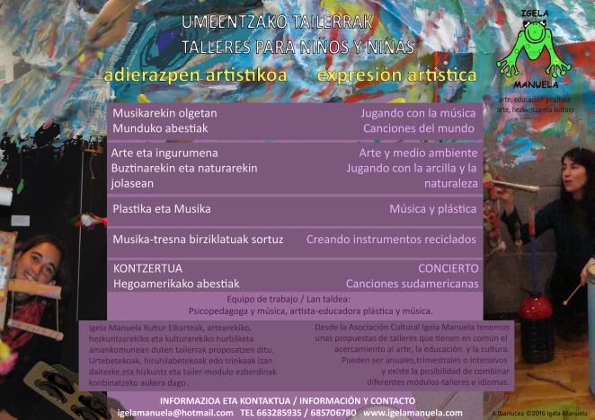 umeentzako-ekintzak-2016-17-talleres-para-nins-igela-manuela